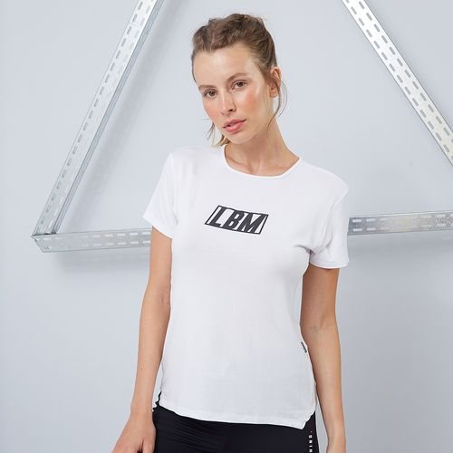T-shirt Essentials Branca