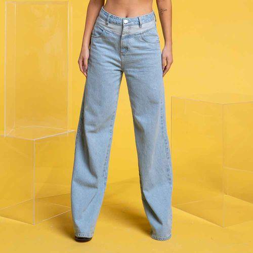 Calça Two Jeans Claro