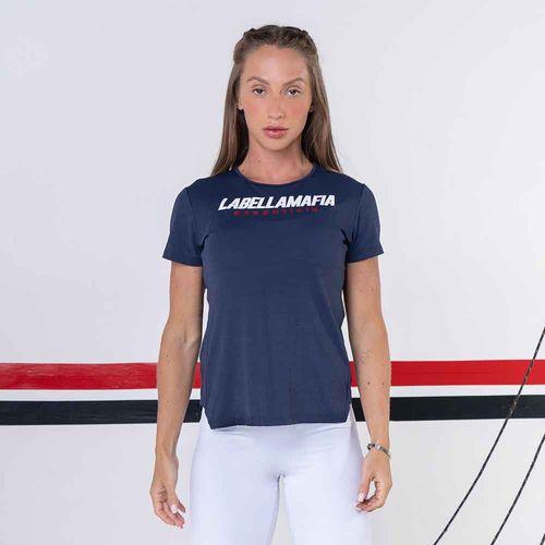 Camiseta Essentials Azul