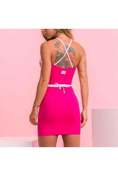 Vestido Hot Dress Rosa