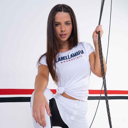 Camiseta Essentials Branca