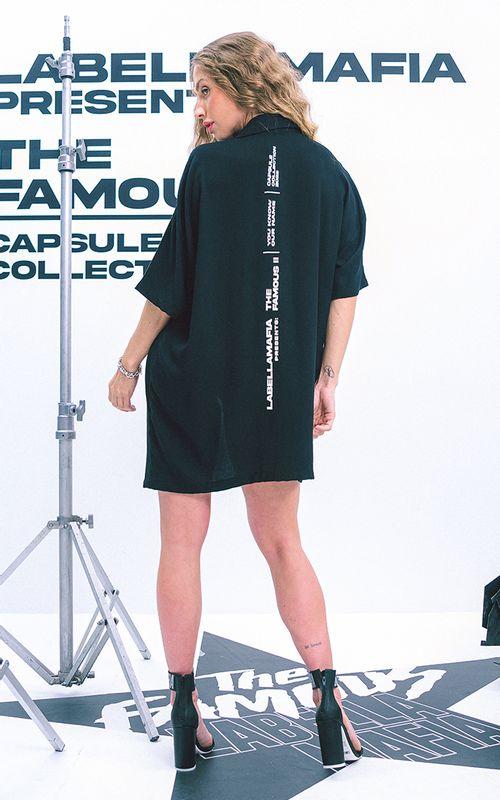 Camisa The Famous 2 Preta
