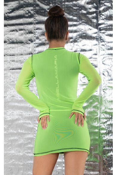 Vestido Slay Verde