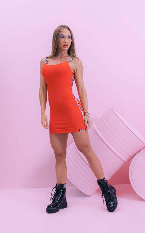Vestido Shock Vermelho