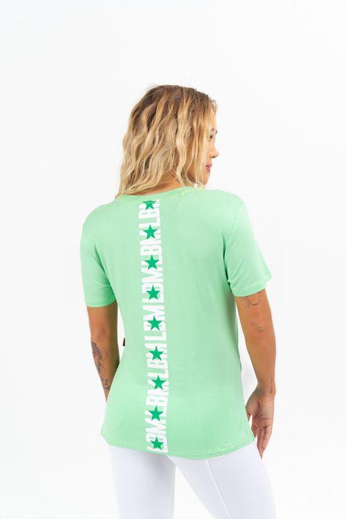 Camiseta Groove Verde