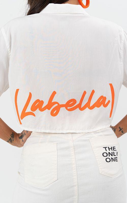 Camisa Blend Off White