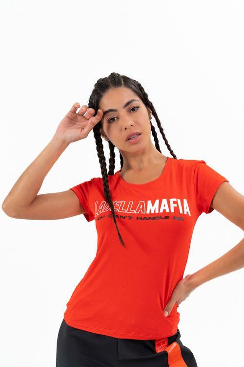 Camiseta Frenetic Vermelha
