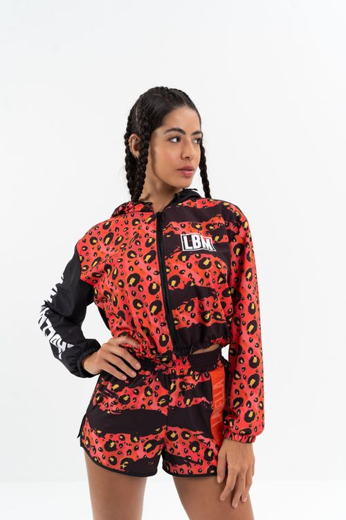 Jaqueta Frenetic Estampada