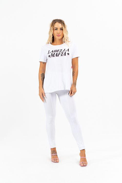 Camiseta Groove Branca