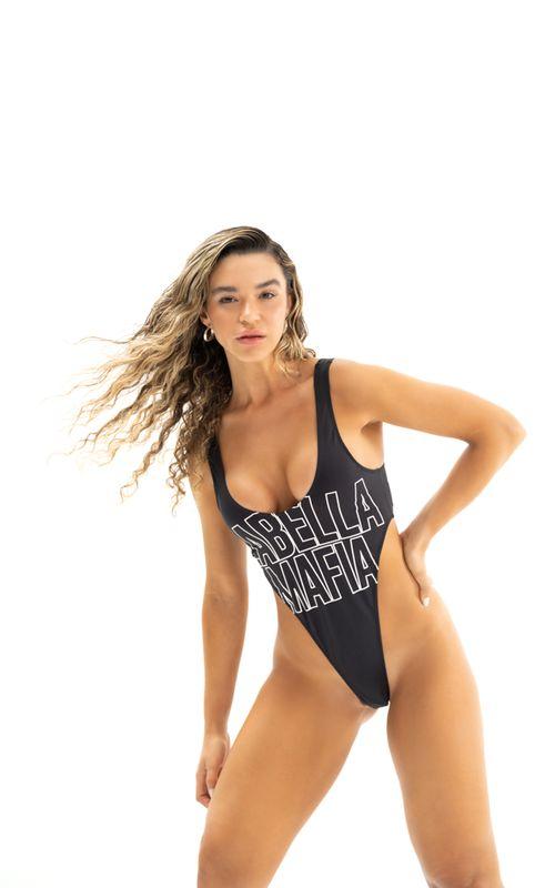 Body Beachwear Preto