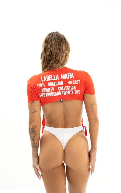 Body Beachwear Vermelho